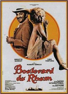 <i>Boulevard du Rhum</i> 1971 film