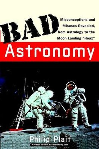 Bad Astronomy - Image: Bad Astronomy book cover