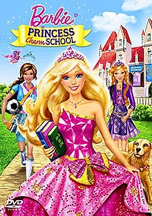 barbie princess charm school wikipedia