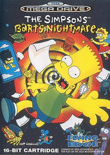 The Simpsons Bart S Nightmare Wikipedia The nightmare colony is found in a large room at the end of the parasite chambers. the simpsons bart s nightmare wikipedia