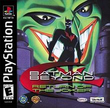 Batman Beyond Return Of The Joker Video Game Wikipedia