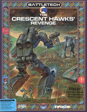 BattleTech: The Crescent Hawk's Revenge - Image: Battle Tech The Crescent Hawk's Revenge Coverart