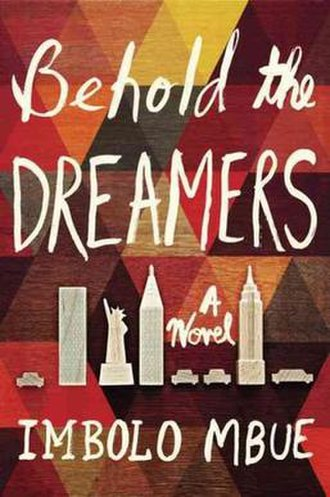 Behold the Dreamers - Cover of the first United States edition (2016)