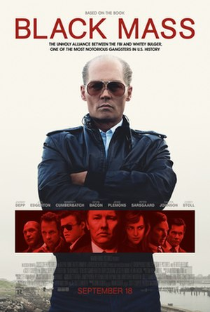 Black Mass (film) - Theatrical release poster