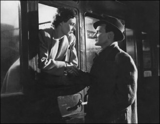 Brief Encounter - Celia Johnson and Trevor Howard