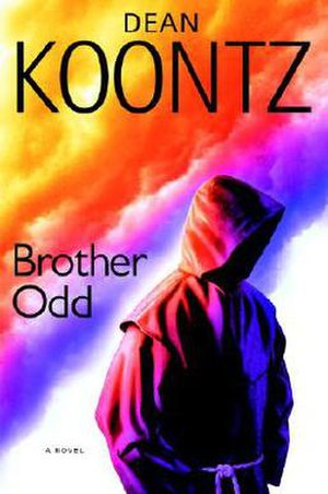 Brother Odd - Cover of the first edition of Brother Odd