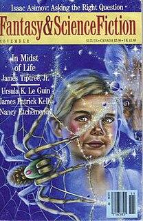 novelette by Ursula K. Le Guin