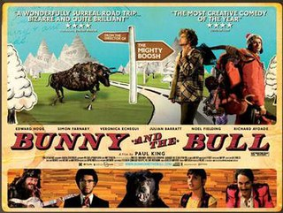 <i>Bunny and the Bull</i> 2009 British comedy film by Paul King