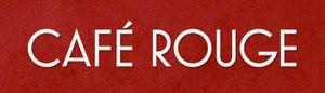 Café Rouge - Image: Cafe Route Logo 2012
