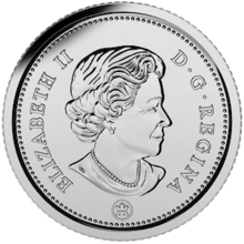 Dime (Canadian coin) - Wikipedia