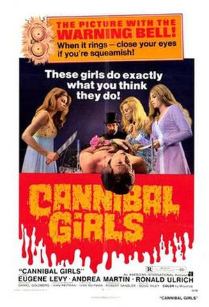 Cannibal Girls - Image: Cannibal Girls