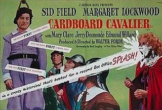 <i>Cardboard Cavalier</i> 1949 film by Walter Forde