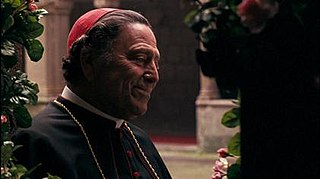Cardinal Lamberto Fictional character from The Godfather series