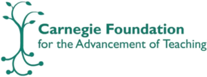 Carnegie Foundation for the Advancement of Teaching - Image: Carnegie Foundation for the Advancement of Teaching logo