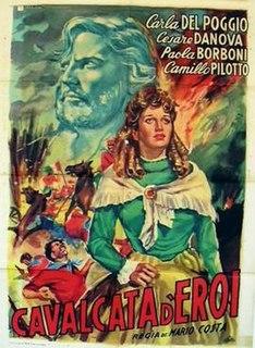 <i>Cavalcade of Heroes</i> 1950 film
