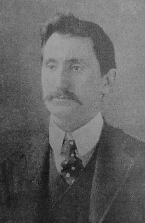 Charles D'Almaine - Charles D'Almaine in 1900