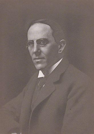 Charles Henry Roberts - Charles Roberts, 1917