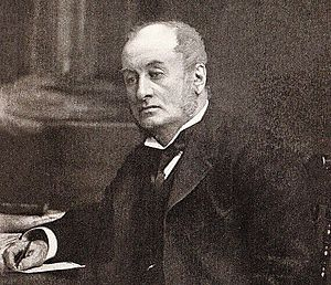 William Speirs Bruce - Sir Clements Markham, President of the Royal Geographical Society