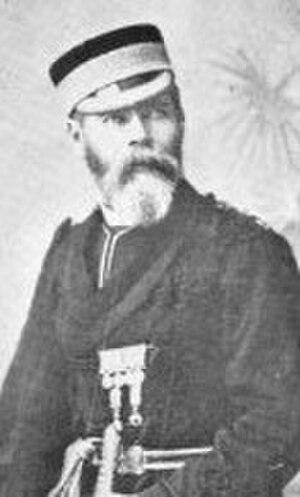 Tītokowaru's War - Col. George Stoddart Whitmore