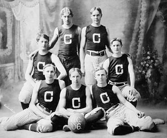Colorado Buffaloes men's basketball - The men's basketball team in 1906.