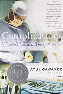 Complications A Surgeon's Notes on an Imperfect Science.jpg