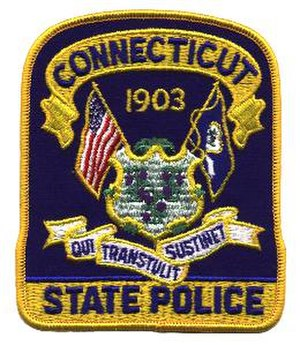 Connecticut State Police - Image: Connecticut State Police