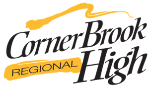 Corner Brook Regional High - Image: Corner Brook Regional High logo