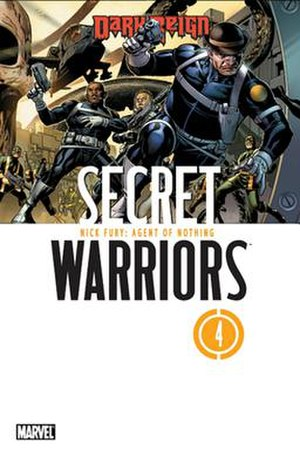 Dum Dum Dugan - Image: Cover of Secret Warriors 2008 04
