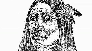 Crazy Horse Oglala Sioux chief