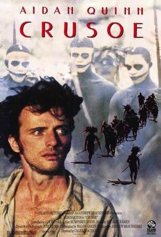 Crusoe (film) - Film poster