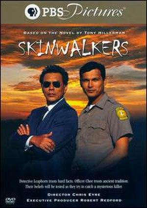 Skinwalkers (2002 film) - Wes Studi and Adam Beach