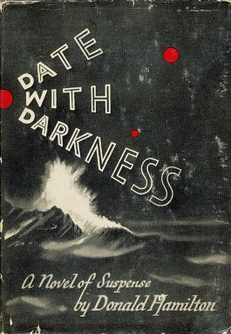 Date with Darkness - First edition