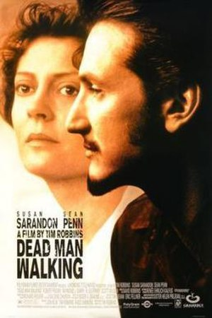 Dead Man Walking (film) - Theatrical release poster