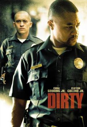 Dirty (film) - Theatrical release poster