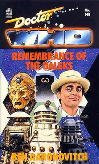 Remembrance of the Daleks - Image: Doctor Who Remembrance of the Daleks