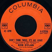 Don't Think Twice, It's All Right Dylan label.jpg