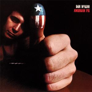 American Pie (album) - Image: Don Mc Lean American Pie (album) Coverart