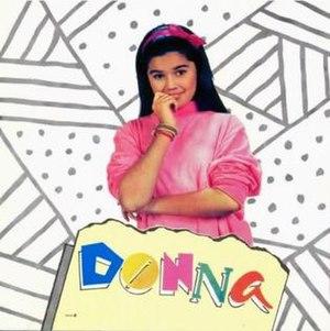 Donna (album) - Image: Donna album cover
