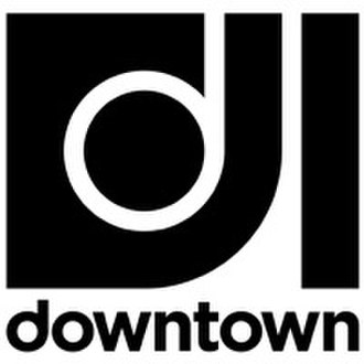 Downtown Records - Image: Downtown Records Logo