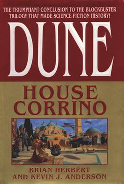 Picture of a book: Dune: House Corrino