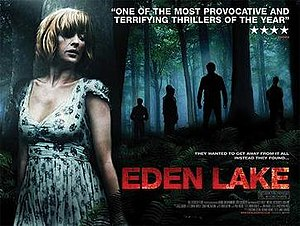 Eden Lake - Theatrical release poster