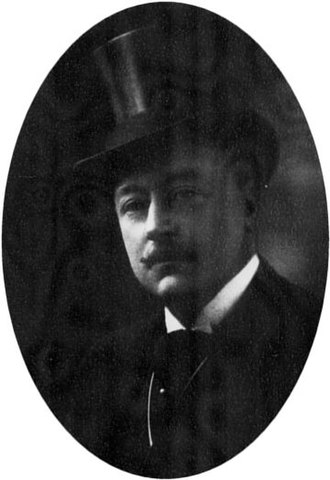 Edward Laurillard - Laurillard in 1915