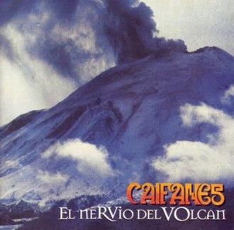 El nervio del volcán - Image: El nervio del volcan