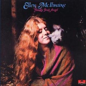 Honky Tonk Angel (Ellen McIlwaine album) - Image: Ellen mcilwaine honky tonk angel