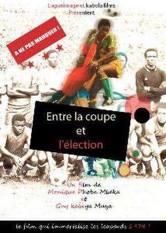 Entre la coupe et l'élection - Image: Entre la coupe et l'élection cover