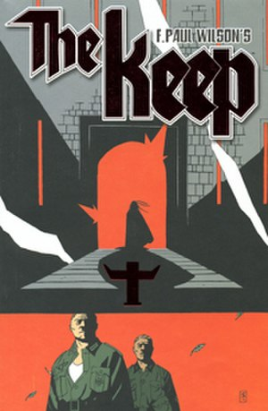 The Keep (comics) - Trade paperback first edition