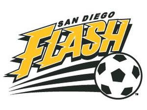 San Diego Flash - Image: Flashlogo 2011