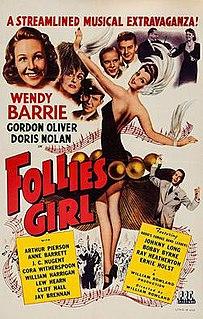 <i>Follies Girl</i> 1943 film by William Rowland