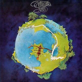 Fragile (Yes album) - Image: Fragile (Yes album) cover art