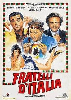 <i>Fratelli dItalia</i> (1989 film) 1989 film by Neri Parenti